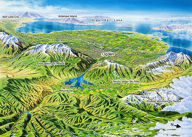 Ogden Utah Ranked As North America S Number 2 Best Ski